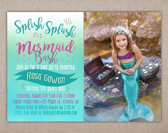 6 Year Old Invite