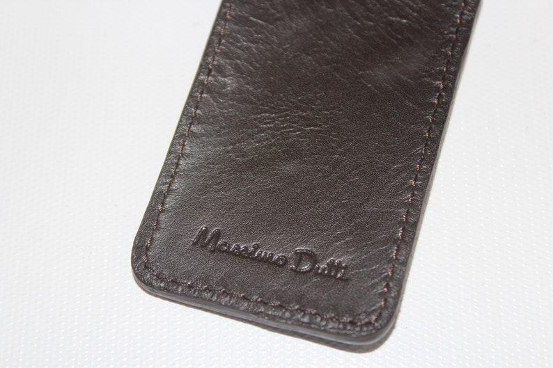 363fe62c43 Massimo Dutti Nappa Leather Tote Bag brown duffle bag