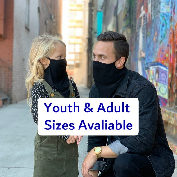 Neck Gaiter with Filter Pocket for Men and Women and Children, 3D Nose Contour, Ear loop Cooling Neck Gaiter Mask, Moisture Wicking
