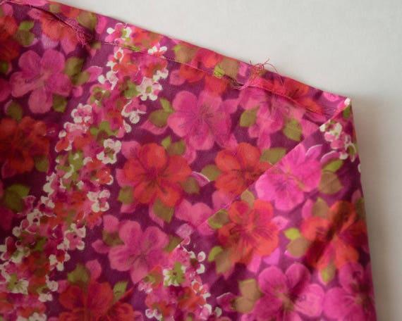 Pink /& Green Flamingo Poli Algodón Tela Paquete material de costura manualidades