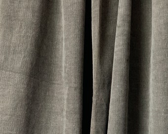 """Cotton Pinwale Corduroy Fabric Remnants 41"""" wide 16 Wales Per Inch #3475"""