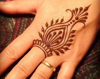 Henna Ink Etsy