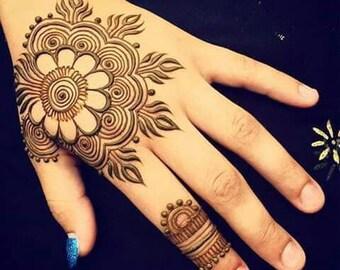 Henna Etsy Uk