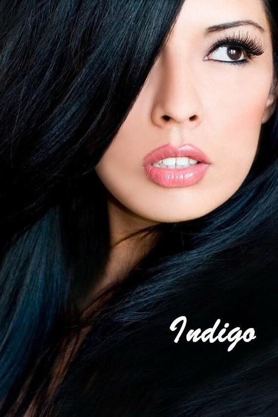 Organic Henna Hair Color Conditioner Indigo Certified Vegan Etsy
