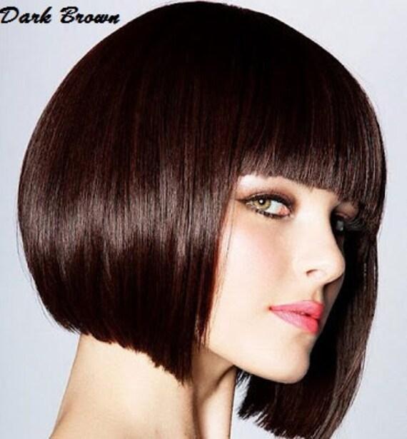 Organic Henna Hair Color DARK BROWN Certified Vegan Henna Hair | Etsy