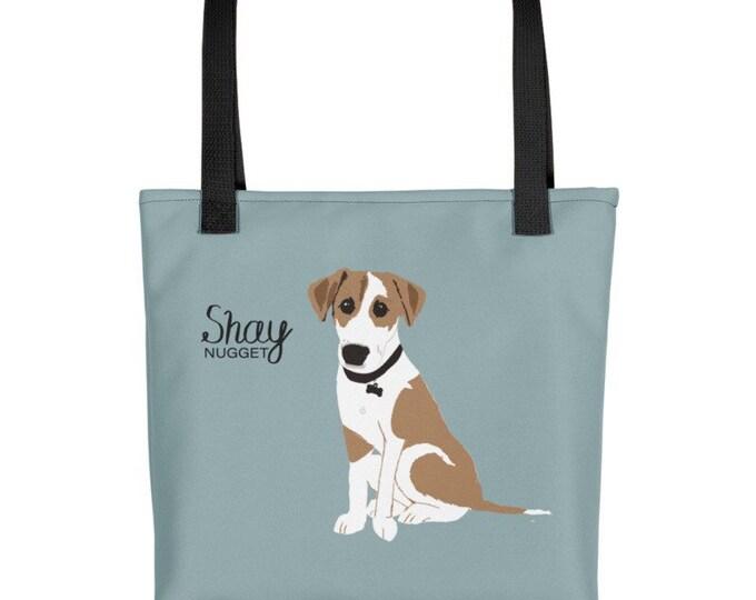 Custom Dog Beach Bag