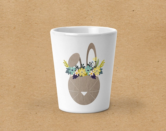 March Hare Shot Glass