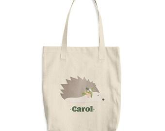 Hedgehog Tote Bag