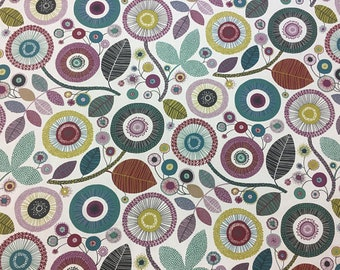 Scandinavian Cotton fabric - Visby - 150 cm wide -  59 inches wide