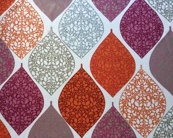 Scandinavian Cotton fabric -  Scandinavian design  - Heavy Cotton- Cotton canvas - 59 inches (150 cm) wide