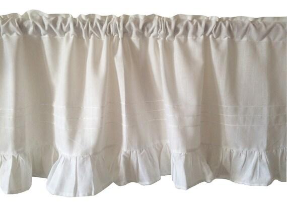 Cafe tende tende cucina cucina tenda mantovana arruffato - 100% cotone
