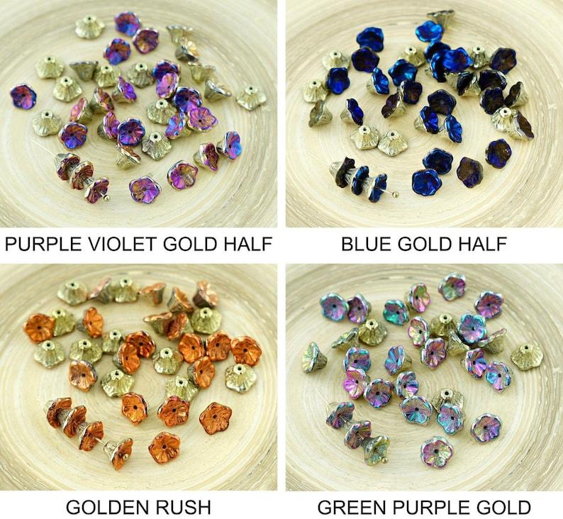Papel De Arroz Para Decoupage Scrapbooking flores de color púrpura ITD R746