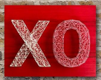 XO String Art Kit