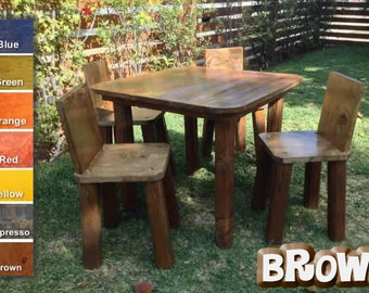 Children S Table And Chair Lego Table Kids Table