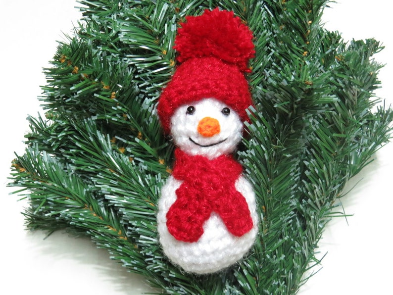 Snowman Stuffed Toy Plush Snowman Crochet Plush Toy Snowman Doll ... | 596x794