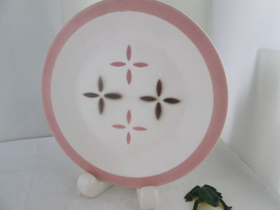 Steubenville Sequence Bread Plate Steubenville China Small Etsy
