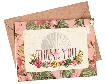 Thank You Cards | Handmade Blank Cards & Envelopes
