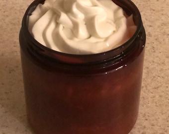 Homemade cold cream. Original Recipe.