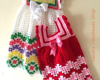 crochet baby dress pattern first outfit baby shower gift etsy