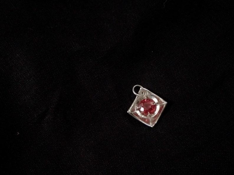 Pink Touramline Pendant 2.7 carat image 0
