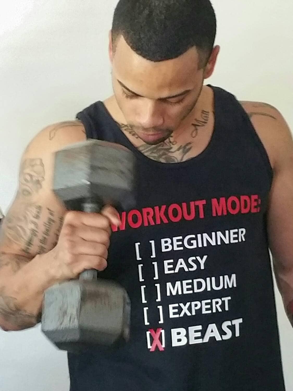 1254009de021d Beast Workout Mode