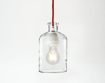 Red Pendant Lamp
