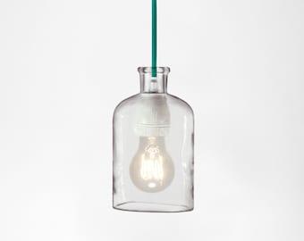 Turquoise Pendant Lamp