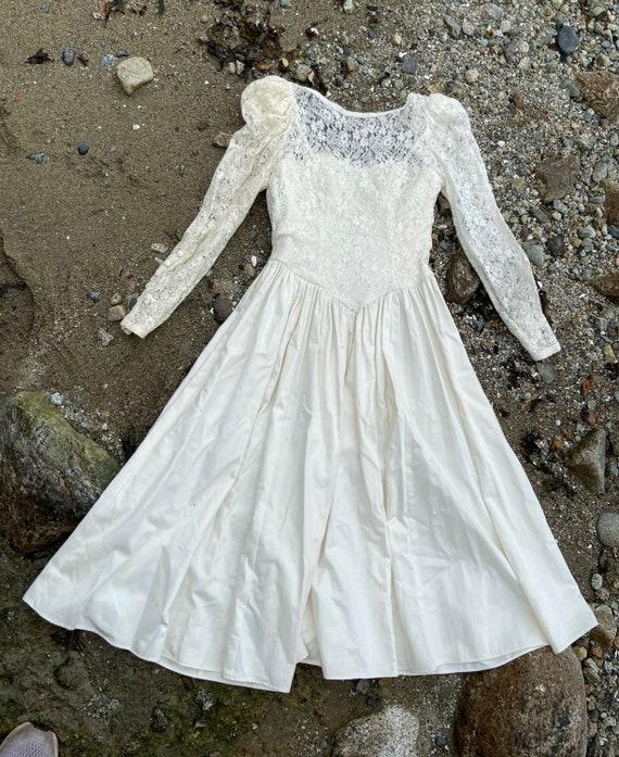 Laura Ashley Lacey Dress