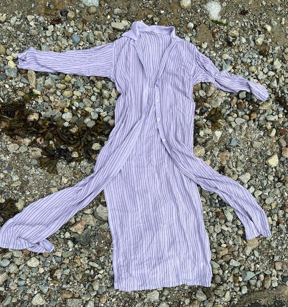 Lavender Dress/ Kaftan Beach Dress