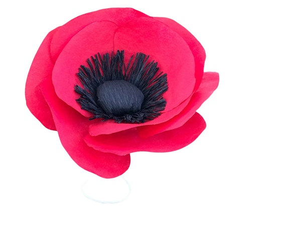Paper Poppies - Paper flowers
