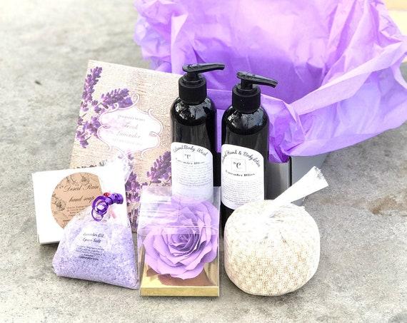 Lavender Gift Box for Women - Gift for Her