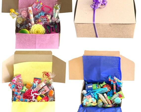 Gift for boys or girls - Birthday gift box for kids