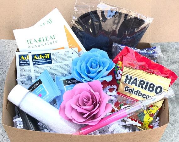 Thank you gift - Cheer up gift box - Nurse gift