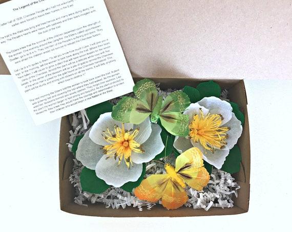 Cherokee Rose - Cherokee rose gift box