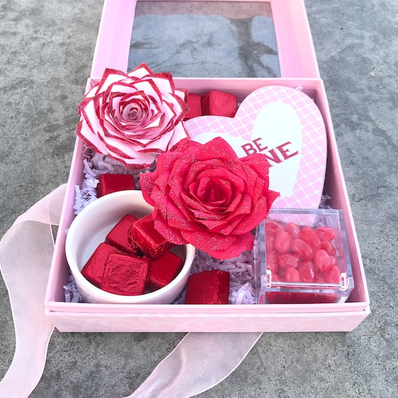 Pink Gift Box for Women
