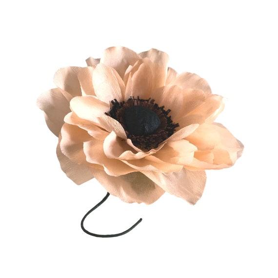 Anemone - Crepe paper flower