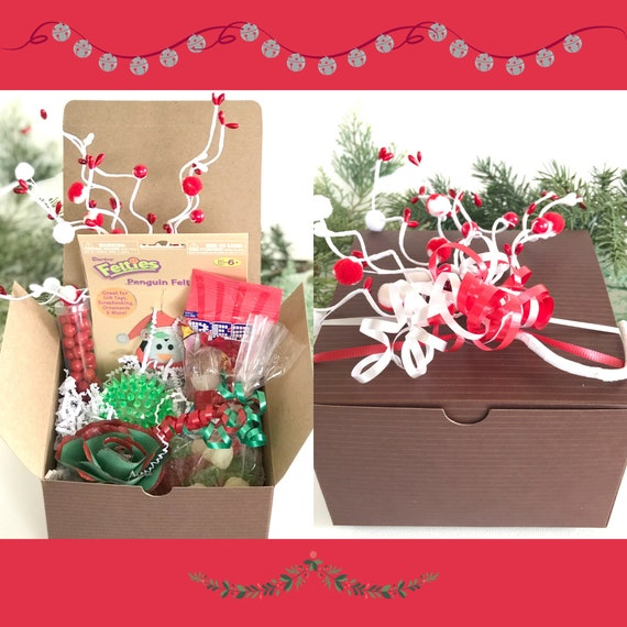 Christmas gift box for kids - Holiday gift for children