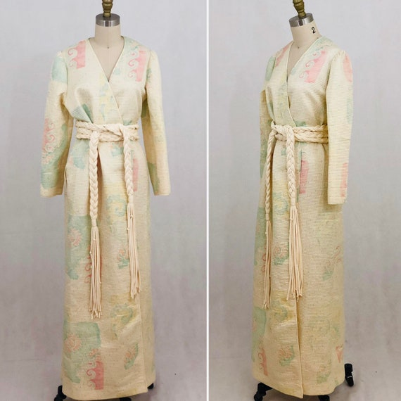 Vintage Mary McFadden Robe/Overcoat