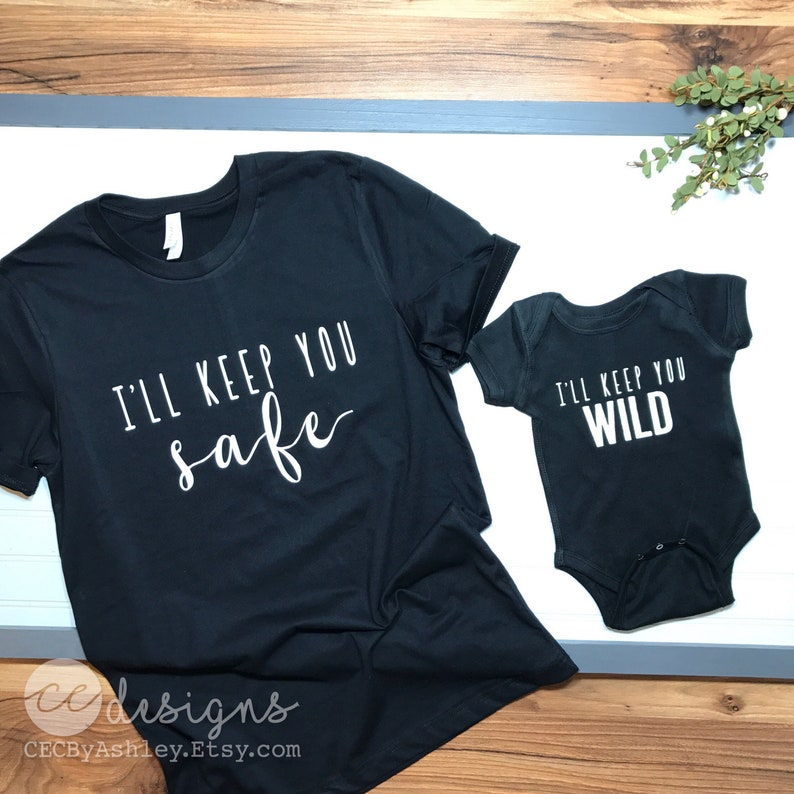 a538aa9303e2e2 Mother daughter set matching mommy and me shirts mother son