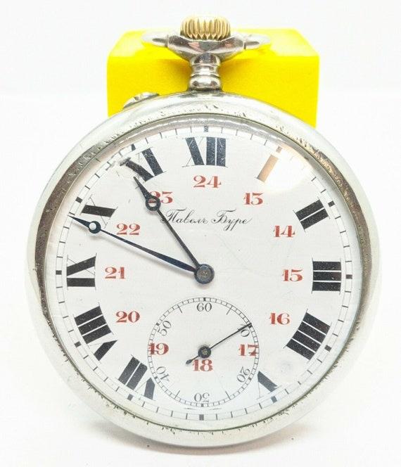 Vintage Pocket Watch PAVEL BURE, Paul Buhre Imperi