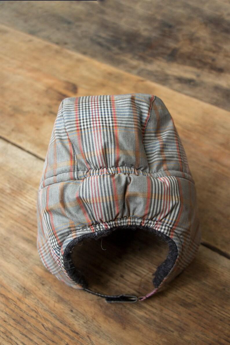 Christmas SALE !!! Trapper hat Merino wool cap waterproof cap 106AW16