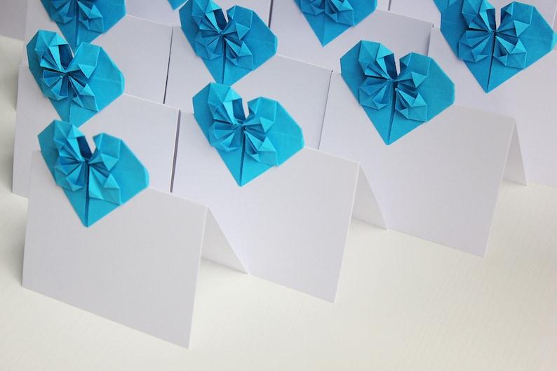 5 Easy DIY Origami Wedding Ideas | SouthBound Bride | 529x794