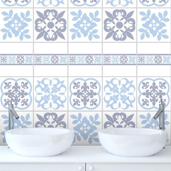 Traditional Border Tile Stickers, Bathroom Tile Decals Uk