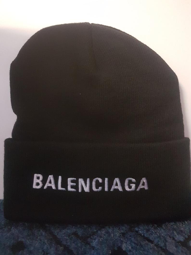 e3895176b02 NEW BALENCIAGA beanie hat