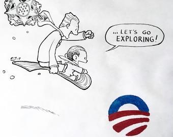 Barack & Joe.