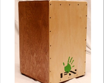 Professional Cajon Drum - Handmade In The UK