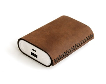 USB Power Bank case - External Battery case- Portable Charger case