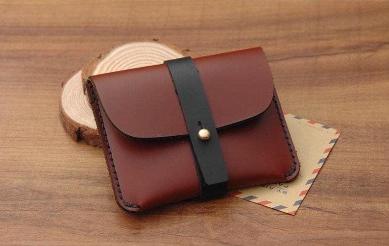 e78a4d2ba9ddc Mens Gifts treasure Chest Credit Card Wallet Original Design