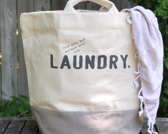 Laundry bag for college laundry bag graduation gift laundry tote dorm laundry bag dirty clothes bag personalized laundry hamper college gift