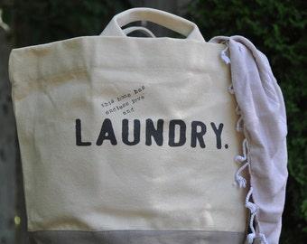 Laundry bag graduation gift laundry tote drawstring bag monogram laundry bag college laundry bag travel laundry bag laundry hamper shower